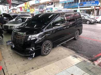 Toyota vellfire alphard 20 convert alphard 2015 30