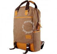 BigTop Bag Sport Travel Notebook Backpack (Khakis)