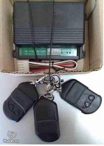 Receiver and 3pcs remote control
