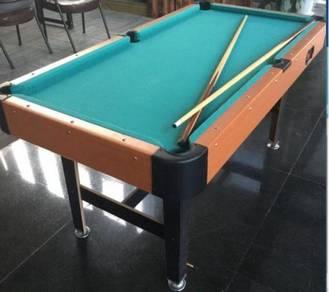 Pool table snooker family billiard 1.7 meter