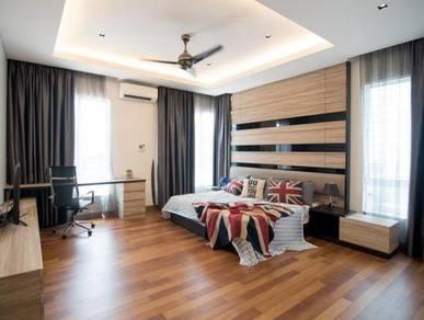 (1% downpayment) Bangi New condo | Free 80% Furnished | 1100 sf | 3r3b