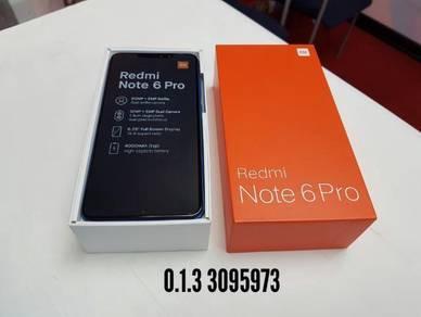 Xiaomi - note 6 - pro -64gb - New