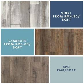 Timber,SPC, laminate & Vinyl Flooring