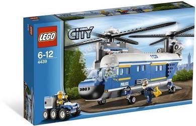 LEGO 4439 Heavy-Lift Helicopter