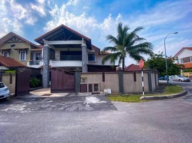 [ NEGOTIABLE ] Rumah Semi D Lake View Homes Taman Tasik Prima Puchong