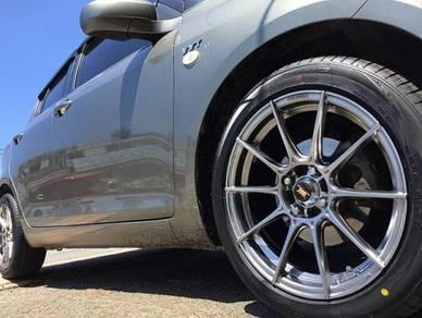 Sport Rim Drift King Strom Japan Design 16 Inch