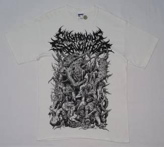 Gluttonous Slaughter Band Shirt (SIZE L)