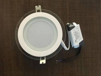 Nvc led downlight 9054g 12w warranty 2 years