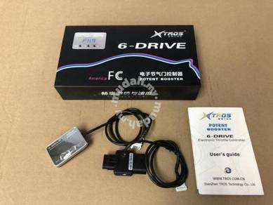 Potent Booster 6 Drive Throttle Controller