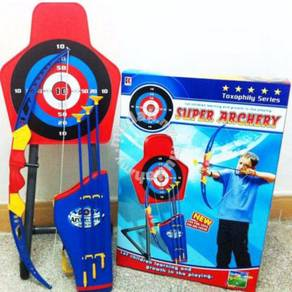 Archery Toxophily Set Bow Sports Game Kids Toys