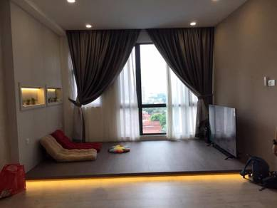 Sks pavillion residences renovated studio, johor bahru for sale