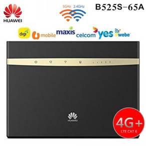 HUAWEI B525S-65A 4G+ CAT6 Broadband WiFi Router