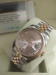 Rolex Datejust Rose Gold 36mm Automatic