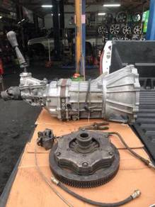 Gearbox R154 5speed 1jz Hks twin clutch