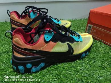 Nike epic React element 87 undercover shoes