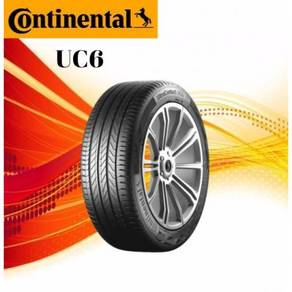 225-55-19 Continental UC6 Tyre Tire Tayar New
