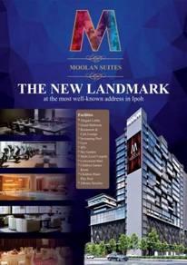 The new landmark of ipoh, tigerlane main road suites