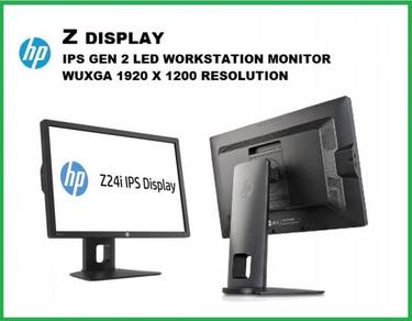 HP Z Display 24inch WUXGA IPS LED Monitor