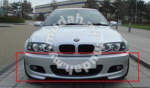 Bmw m sport E46 front bumper set