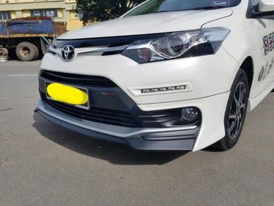 Toyota vios 2016 trd sportivo bodykit with paint