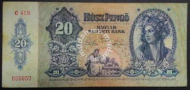 Hungary bank note