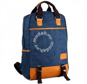 BigTop Bag Sports Travel Notebook Backpack (Blue)