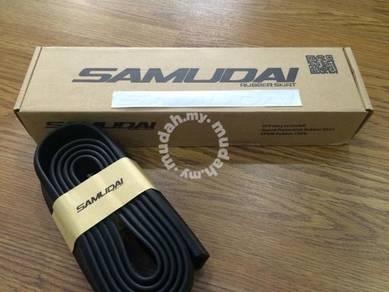 SAMUDAI Samurai Design Front Bumper Rubber CBC