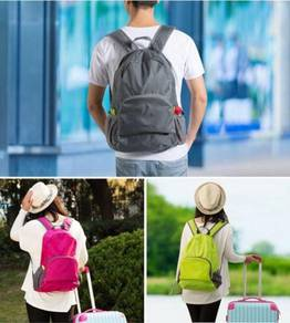 Light-weight Foldable Portable Backpack Bag (20l)