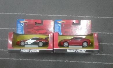 Ferrari pullback limited