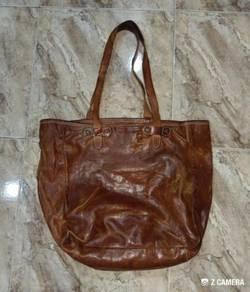 Shoulder Bag Leather Buterro