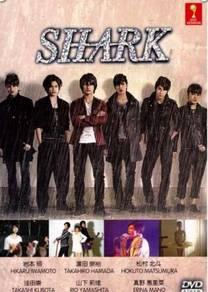 Dvd japan drama Shark