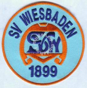 SV Wiesbaden 1899 German Germany Football Patch