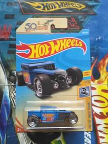 Hotwheels 50 Race Team Bone Shaker
