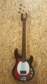 MusicMan StingRay electric bass guitar (New 2018)