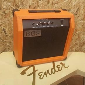 OEM TG15 15w pro electric guitar amplifier black