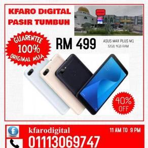 4GB Ram- Asus Zenfone Max Plus M1