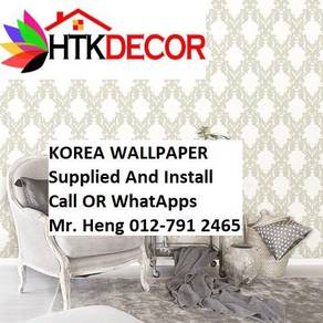 Korea Wall Paper for Your Sweet Home 46ASD
