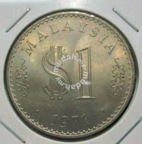 Malaysia Commemorative Old coins