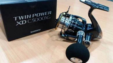 NEW Shimano Twinpower XD 3000 - 5000 Fishing Reel