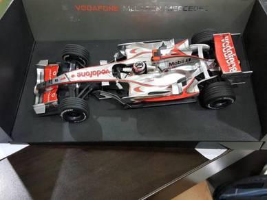 Mclaren Mercedes F1 Fernando Alonso
