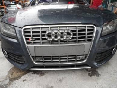 Audi a5 half cut