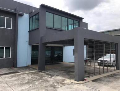 1.5 Storey Bungalow Factory Puchong