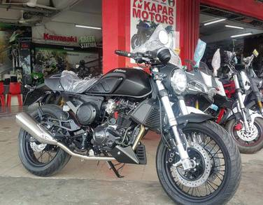 New GPX Gentlement 200 Brixton BX150 FZ Muka500