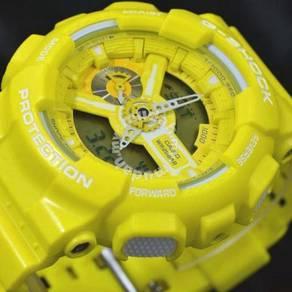 Watch - Casio G SHOCK GA110BC YELLOW - ORIGINAL