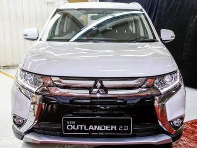 New Mitsubishi Outlander for sale