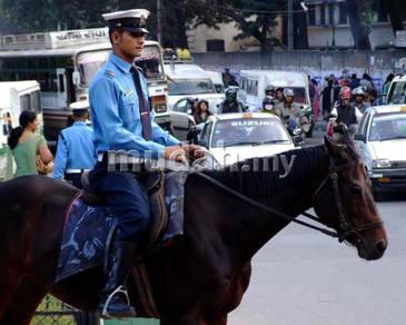 Traffic Police Nepal Uniform Collection