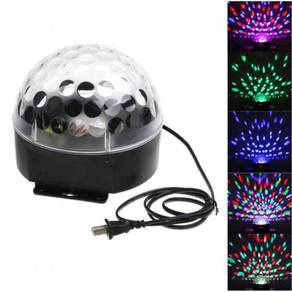 DISCO Light crystal magic ball led