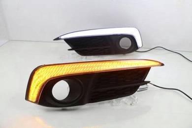Honda civic fc x 2016 drl led daylight with signal