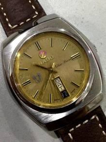 Jam Rado double silver Horse steel watch