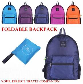 Light-weight Foldable Portable Backpack Bag (35l)